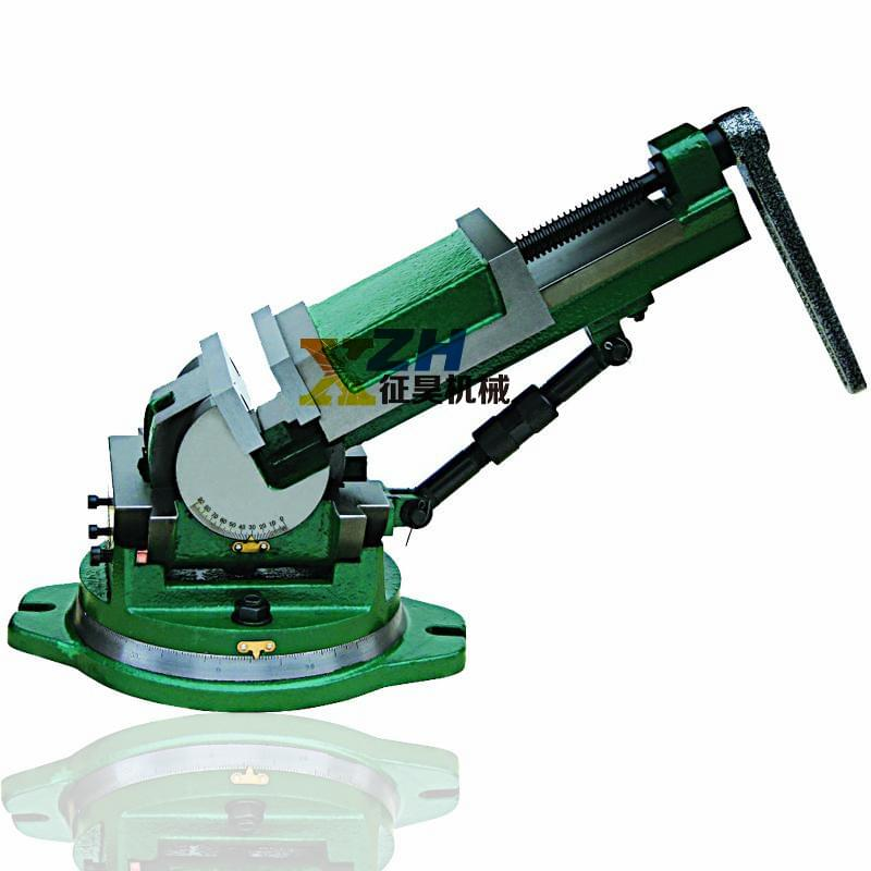 QW 3 Way Universal Tilting Machine Vise