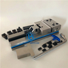 GT Precision Modular Super Vise with Thread Hole Jaws for Aluminum Soft Jaw Installation